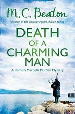 Death of a Charming Man M. C. Beaton Constable Crime Hamish Macbeth Murder Myste
