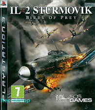 IL-2 Sturmovik: Birds of Prey Sony Playstation 3 PS3 Flight Sim Game