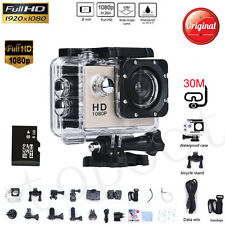 Full HD 1080P 12MP SJ5000 Car Cam DV Waterproof Sports Action Camera Camcorder