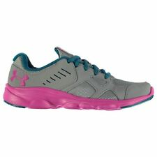 Under Armour Kids Pace RN Girls Junior Shoes Lace Up Sport Running Training