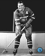 "Bernie ""Boom Boom"" Geoffrion Montreal Canadiens NHL Photo KI071 (Select Size)"