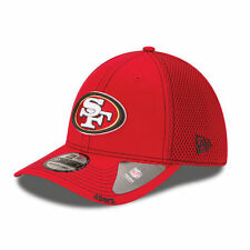 San Francisco 49ers New Era Neo 39THIRTY Flex Hat - Scarlet - NFL
