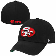 San Francisco 49ers Legacy Franchise Fitted Hat - Black - NFL
