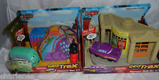 Fisher Price GeoTrax Disney Pixar Cars Playset Ramone Body Art Fillmore Tent NEW