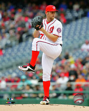 Stephen Strasburg Washington Nationals 2015 MLB Action Photo RW080 (Select Size)