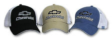 Chevrolet Bowtie Embroidered Mesh Hat HH-086