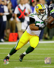 Nick Perry Green Bay Packers 2014 NFL Action Photo RN120 (Select Size)