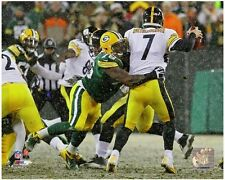Mike Daniels Green Bay Packers 2013 NFL Action Photo (Select Size)