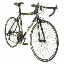 Vilano R2 Commuter Black Steel and Aluminum Shimano 21-speed Road Bike with 700c