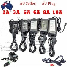 AU 12V 2A4A6A SAA Power Supply Charger Transformer 3528 5050 LED Strips Adapter
