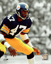 Mel Blount Pittsburgh Steelers NFL Spotlight Photo SE168 (Select Size)