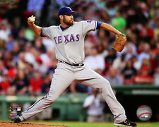 Colby Lewis Texas Rangers MLB Licensed Fine Art Prints (Select Photo & Size)