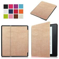 WY Karst Slim PU Leather Case Folio Cover For  Amazon Kindle Oasis ebook