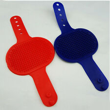 Hot Pet Rubber Grooming Massage Hair Removal Bath Brush Glove Dog Cat Hair Comb
