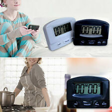 Digital Kitchen Cooking Large LCD Timer Count Down Up Clock Alarm Magnetic HOT