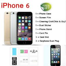 """Apple iPhone 6 4.7"""" 16GB/64GB 4G LTE Factory Unlocked Touch ID Smartphone O9Y4"""