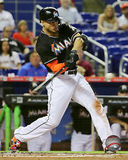 Giancarlo Stanton Miami Marlins 2015 MLB Action Photo SB244 (Select Size)