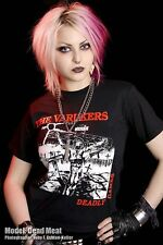 VARUKERS #2 shirt DEADLY GAMES PUNK CHAOS UK 82 77 POGO
