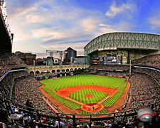 Minute Maid Park Houston Astros MLB Licensed Fine Art Prints (Select Photo/Size)