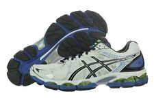 Asics Gel Nimbus 16 T437N-0190 Mesh Training Running Shoes Extra Wide (EE+) Mens