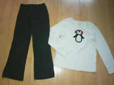 GYMBOREE & CIRCO 2 PIECE LITTLE GIRLS OUTFIT SIZE 5T & 6
