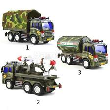 Plastic Diecast Military Model Truck Vehicles Car Children Toy Gift Collectibles