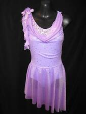 NEW!   STUNNING COMPETITION DANCE LYRICAL BALLET COSTUME ~ 2 avail. ~ SA/LA