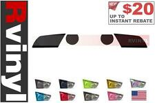 Rtint Headlight Tint Precut Smoked Film Covers for Ford Mustang 2010-2014
