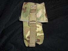 British Army Osprey MK4 / 4A UTILITY POUCH - MTP - USED Grade 1 - Genuine Issue