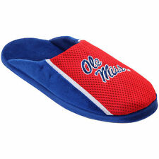 Ole Miss Rebels Jersey Slide Slippers - College