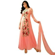 Bollywood Wedding Anarkali Ready made Salwar Kameez Indian Pakistani-LT-88006