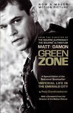 Green Zone (Imperial Life/Emerald City Movie Tie-In Edition) (Vintage), Rajiv Ch