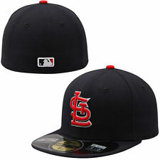 St. Louis Cardinals New Era Youth On-Field 59FIFTY Fitted Hat - Navy