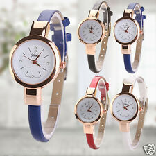 Vintage Women Ladies Dress Quartz Analog Fashion Bracelet Wristwatch Watch Gift