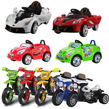 Electric Ride on Car Motorbike Tricycle Kids Ride On Car Children Walker Battery