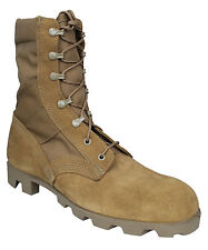 McRae Footwear 8190 Hot Weather Coyote Boot w/ Panama Outsole Military Boots NEW
