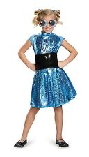 Disguise Powerpuff Girls Bubbles Child Girl's Deluxe Costume
