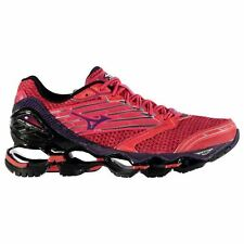 Mizuno Womens Wave Prophecy Running Shoes Breathable Mesh Sports Trainers