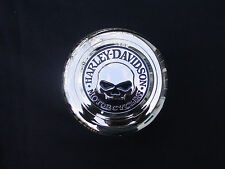 Harley-Davidson CUSTOM Willie G. Skull Smoothie Horn Cover ! NEW ! NIB !