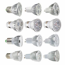 GU10 MR16 E27 B22 15W 12W 9W LED Bulbs Lights Epistar LED Cool/Warm White Lamps