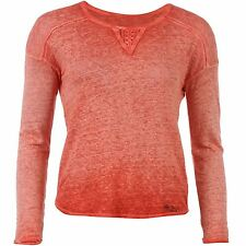 Pepe Jeans Womens Lorian Shirt ls Ladies Top Casual Long Sleeves