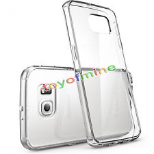 New Ultra Thin Clear Soft Silicone Gel TPU Case Cover For Samsung Galaxy S7 Edge