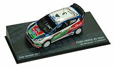 ixo ford fiesta RS WRC 2011 car 1.43 scale diecast model - New Item
