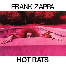 FRANK ZAPPA HOT RATS NEW SEALED 180G VINYL LP REISSUE IN STOCK