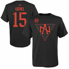 Jack Eichel adidas North America Hockey T-Shirt - World Hockey