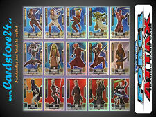 Star Wars Force Attax Series 2 - Force Master All Individually Selectable - New