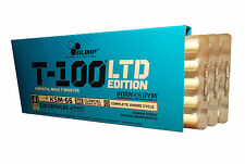 OLIMP T100 testosterone booster strong anabolic effect Mega Caps DAA