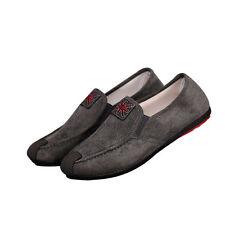 Fashion Men's Loafers Artificial Suede Cloth Comfy Sneaker Flat Leisure Shoes