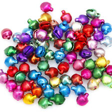 100/200 pcs Mixed Small Charms Jingle Bells DIY Decoration Jewelry Crafts