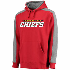 Kansas City Chiefs NFL Pro Line Westview Pullover Hoodie - Red - NFL